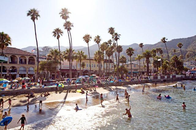 Movimentação de turistas e hospedagens em Los Angeles no mês de maio+