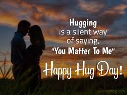 hug day friends