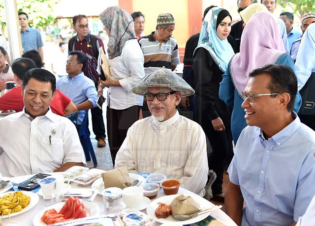 Image result for Gambar hadi dan Umno isu tukun tiruan