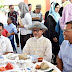 Pemimpin UMNO dan PAS Duduk Sepentas Di Marang