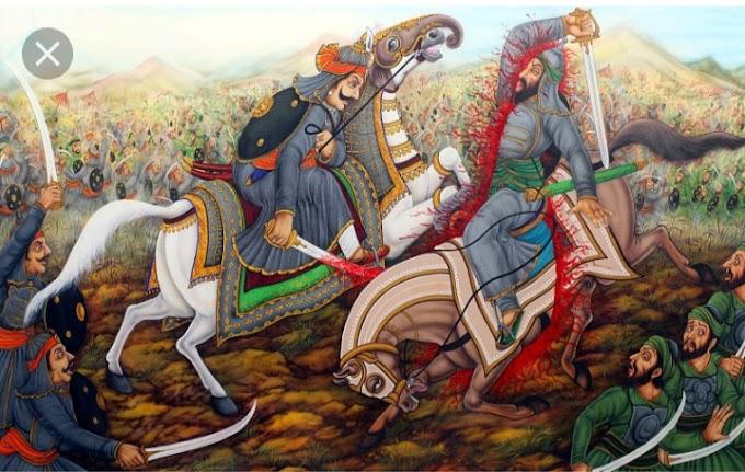 हल्दीघाटी - विजय पथ पर महाराणा