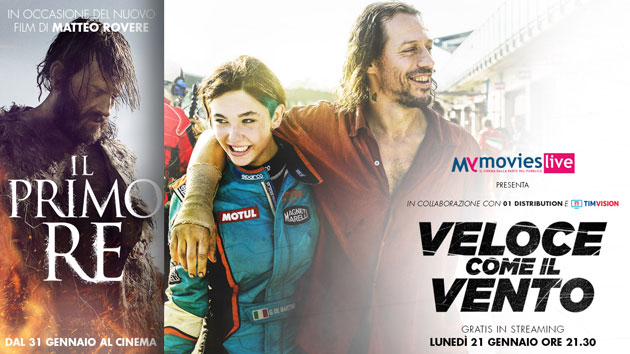 guarda gratis in streaming il film Veloce come il vento