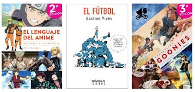 Novedades febrero 2021 de Diabolo Ediciones.