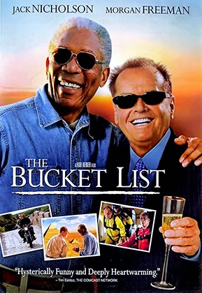 The Bucket List theatrical poster