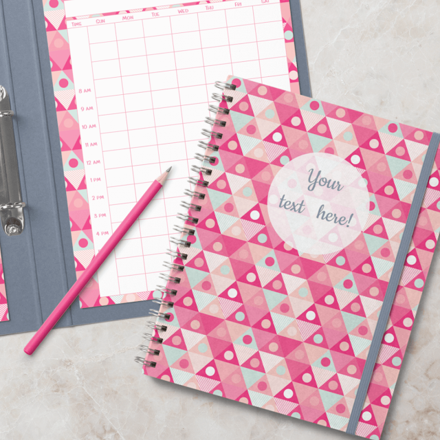 Printable planner is a part of Creative Fabrica bundle. Limited time offer. Hurry up!