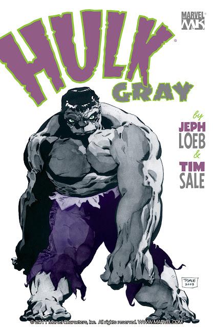 hulk gray comic
