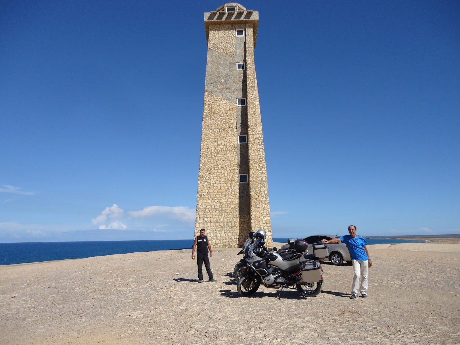 Viajeros en 2ruedas ruta valencia judibana cabo san roman tiraya moruy adicora valencia - Cabo san roman ...