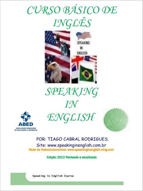 Curso de Inglês Básico - Tiago Cabral