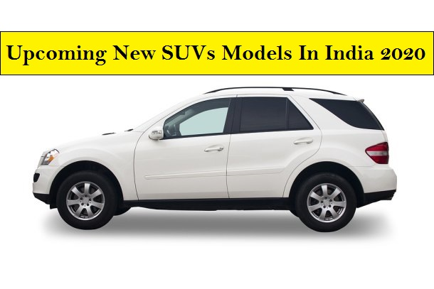 Upcoming New Suvs Models In India 2020 Five Companies To Launch