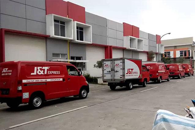 J&T Express Jogja
