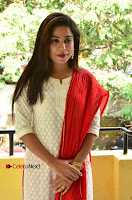 Telugu Actress Vrushali Stills in Salwar Kameez at Neelimalai Movie Pressmeet .COM 0103.JPG