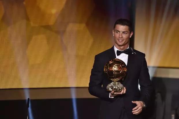Ronaldo cried when his father saw
