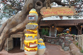The Many Adventures of Winnie the Pooh at Walt Disney World