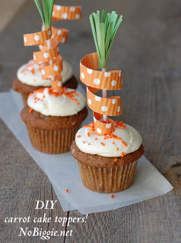 http://www.nobiggie.net/diy-carrot-cake-toppers/