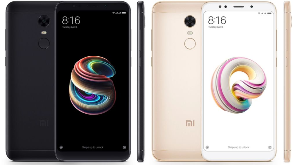 Xiaomi Redmi 5 Plus (2017) with Specifications and Prices