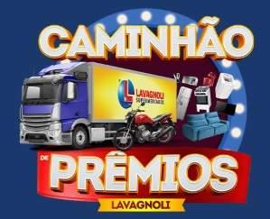 Cadastrar Promoção Lavagnoli Caminhão de Prêmios 2019 2020