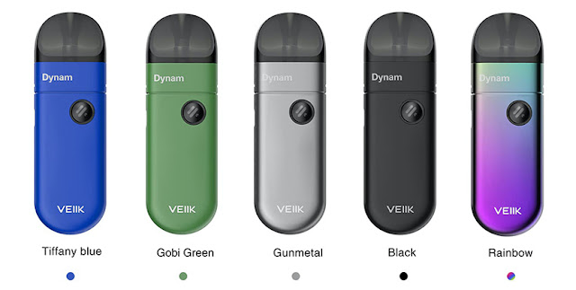 VEIIK Dynam Pod Kit - Compact and Powerful!