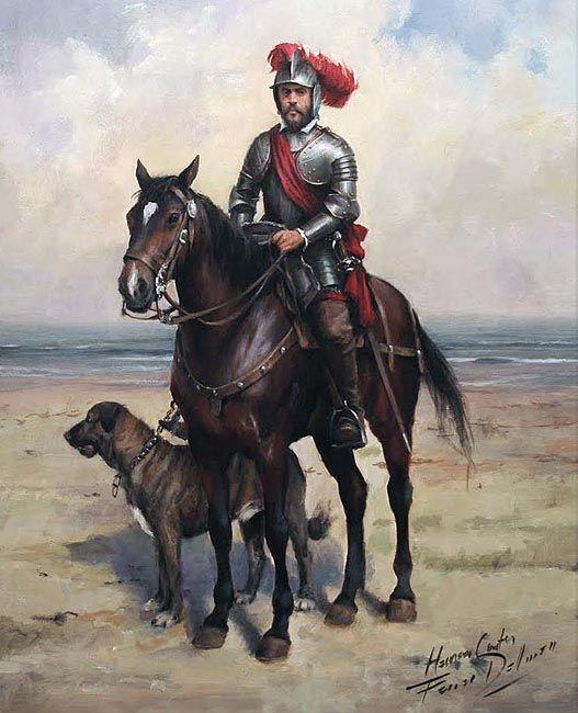 Resultado de imagen para perros alanos de los conquistadores