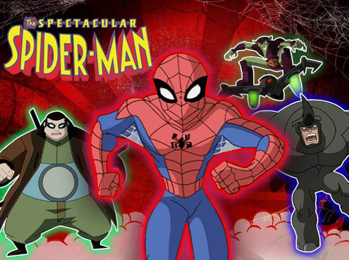 """The Spectacular Spider-Man: """"Interactions"""""""