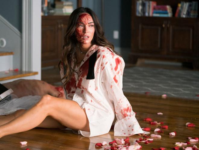 Megan Fox en su nueva película