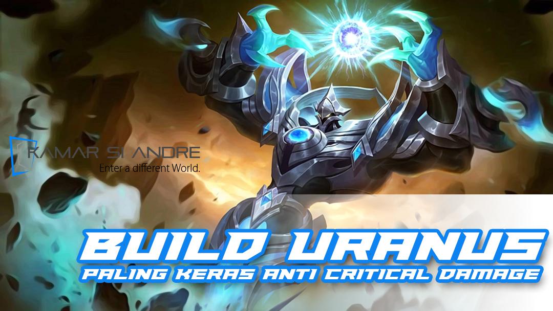 480 Koleksi Gambar Hero Ml Uranus Gratis Terbaik