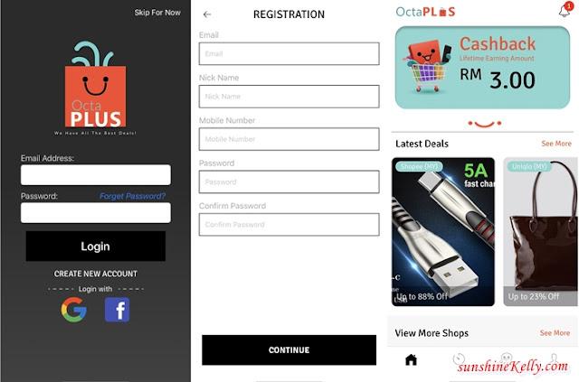 OctaPLUS Cashback, How To Earn Cashback, Top 6 Reasons for Online Shopaholic, Octaplus, cashback, cashback app, cashback website, how to use cashback, what is Octaplus, best online shopping app, best cashback app