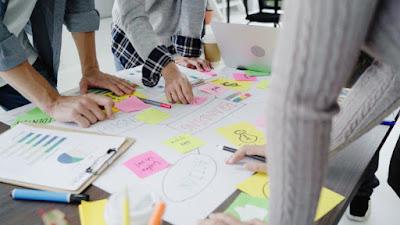 Strategi untuk pemula membuat bisnis model canvas