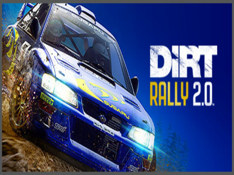 Download DiRT Rally 2.0 Game PC Free