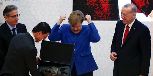 Η Ευρώπη κατάντησε κολαούζος του Ερντογάν