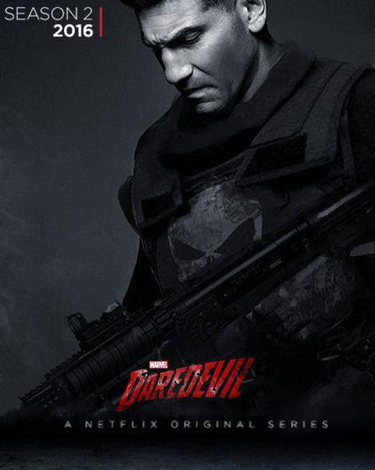 The Wertzone Daredevil Season 2