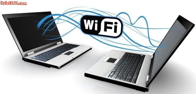 Window8 phát Wifi