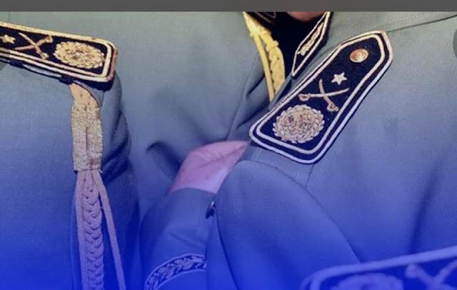أنباء عن وفاة (انتحارا)احد الجنرالات ويدعى جمال عمرون...