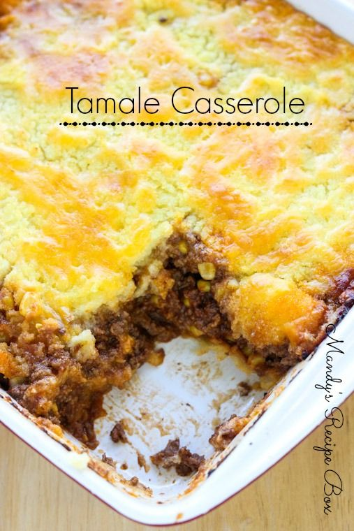 Tamale Casserole #recipes #pizza #pizzarecipe #food #foodporn #healthy #yummy #instafood #foodie #delicious #dinner #breakfast #dessert #lunch #vegan #cake #eatclean #homemade #diet #healthyfood #cleaneating #foodstagram
