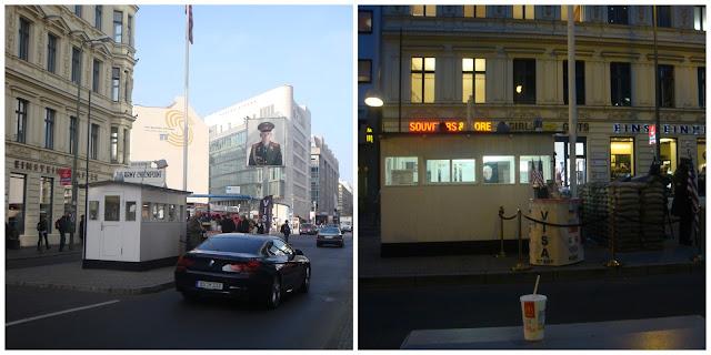Checkpoint Charlie Berlim