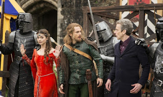 Doctor Who Robot of Sherwood