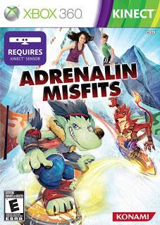 Adrenalin Misfits Xbox 360 Baixar