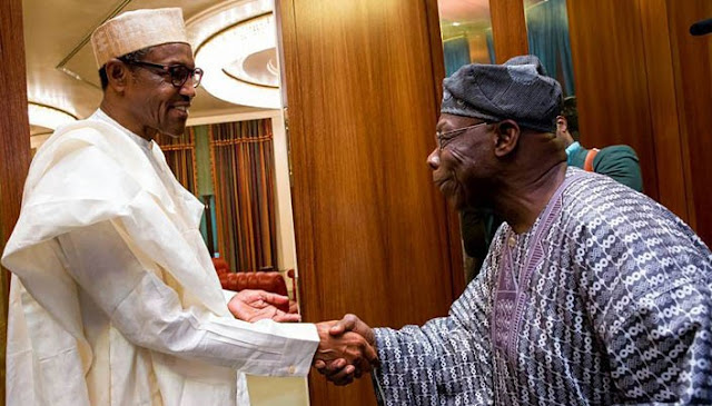 BREAKING: You are ignorant – Obasanjo fires back at Buhari