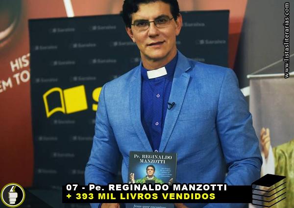 MV 7 - 10 Escritores brasileiros que mais venderam livros nesta década