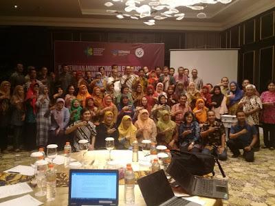 Pertemuan Monitoring dan Evaluasi Percepatan Eliminasi Malaria di Wilayah Jawa 2019