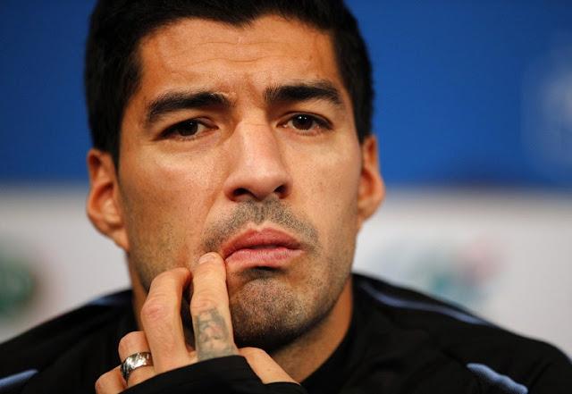 Diprediksi Luis Suarez akan mencetak gol ke gawang Levante.