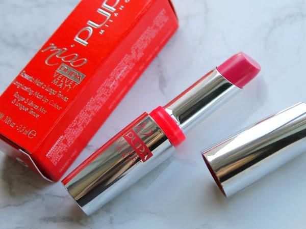 Miss PUPA Velvet Matte Lipstick Rosetto