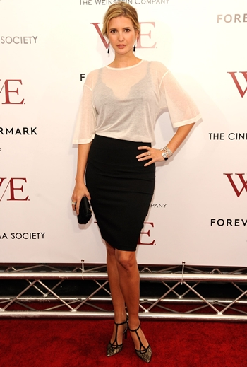 Ivanka Trump Body Measurements Height Weight Bra Size Age
