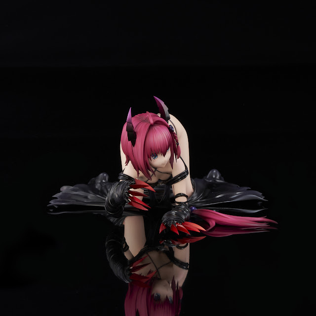 Kurosaki Mea Darkness Ver. 1/6 de To LoveRu Darkness, Union Creative.