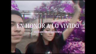 LETRA En Honor a lo Vivido  Molina
