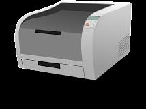 लेजर प्रिंटर (Laser printer)