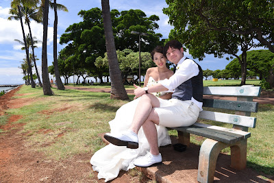 Bridal Dream Hawai