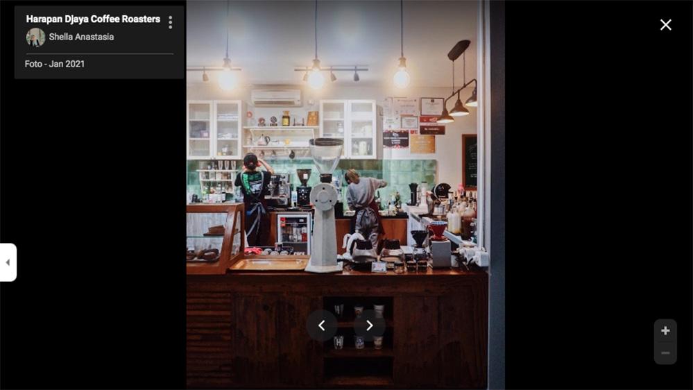 Tempat Roasting Kopi Jakarta - Harapan Djaya Coffee Roasters