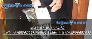 cara melihat bukti foto pengiriman di shopee