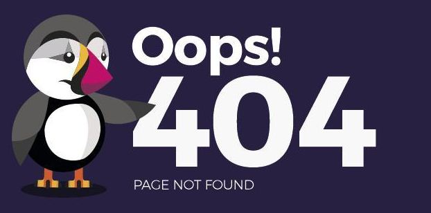 Mengapa 'Error Page Not Found' Dilambangkan dengan Kode 404?