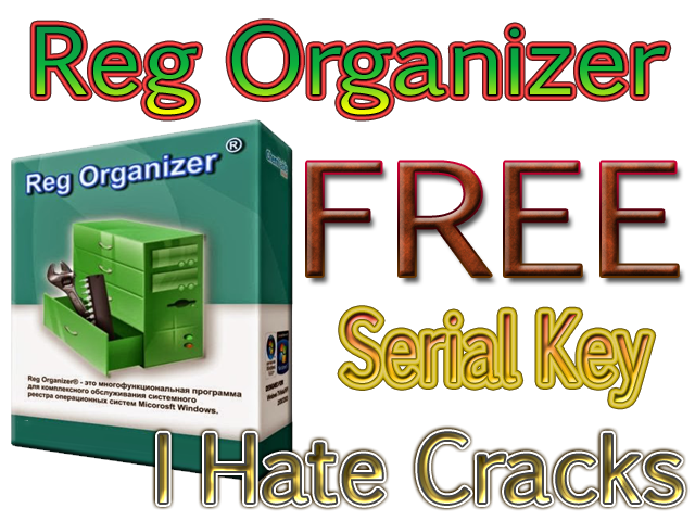 Reg Organizer 6.5 Key To Use It For Free (Limited Time Promo)